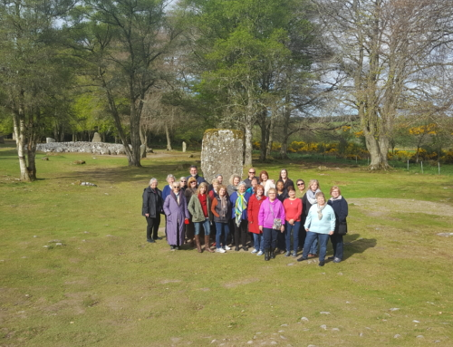 Recap of Our MAY 2017 GUIDED OUTLANDER TOUR OF SCOTLAND