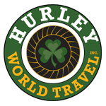 Hurley World Travel Logo