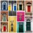 Door of Dublin, Ireland