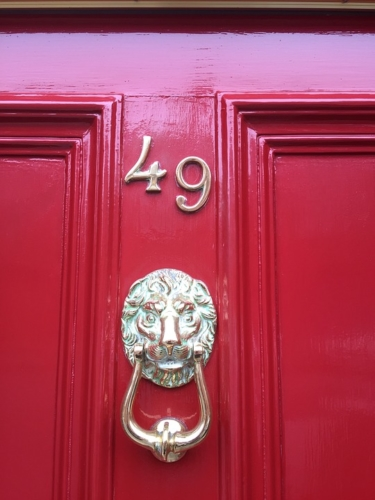 dublin door knocker