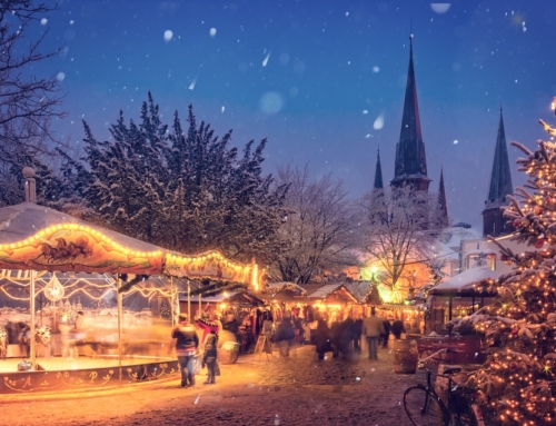 A Brief History of European Christmas Markets