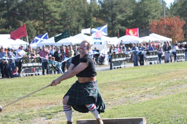 Man Highland Games