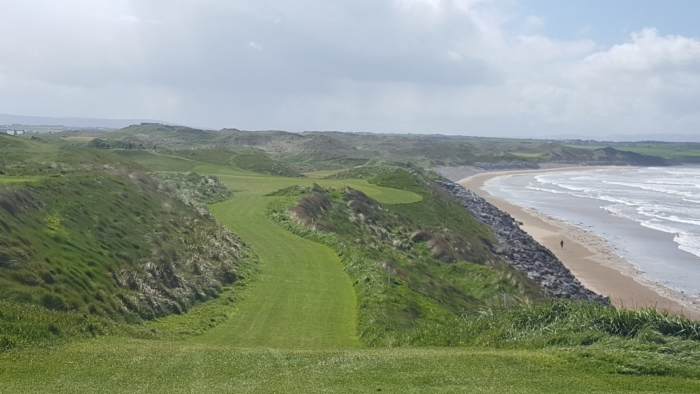 Ballybunion Golf Club, Hole 11