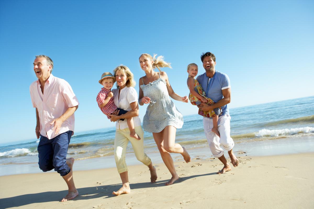 Hurley World Travel - Multi Generation Family Vacation