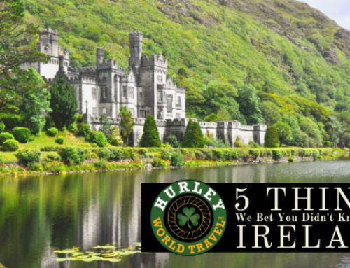 5 Things We Bet You Didn't Know About Ireland